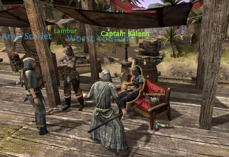 Elder Scrolls Online leveling system tests patients