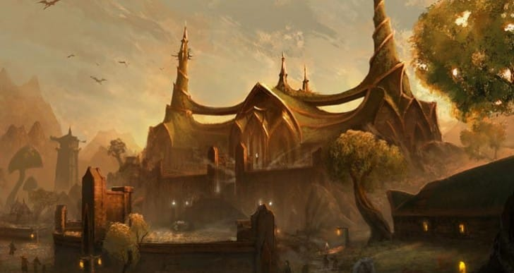 Elder Scrolls Online to launch with huge appeal