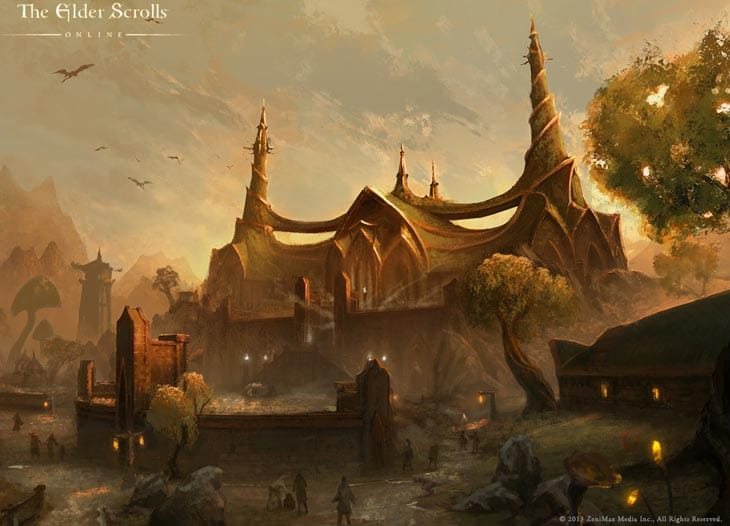 Elder-Scrolls-Online-to-launch-with-huge-appeal
