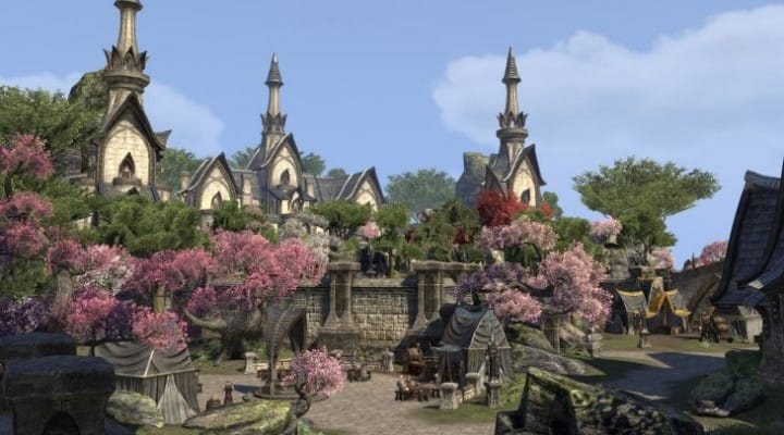 Elder Scrolls Online with free game incentives