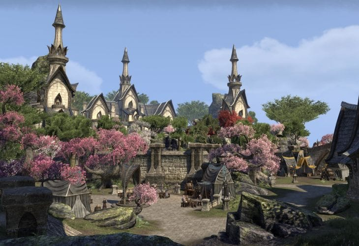 Elder Scrolls Online with free game incentives