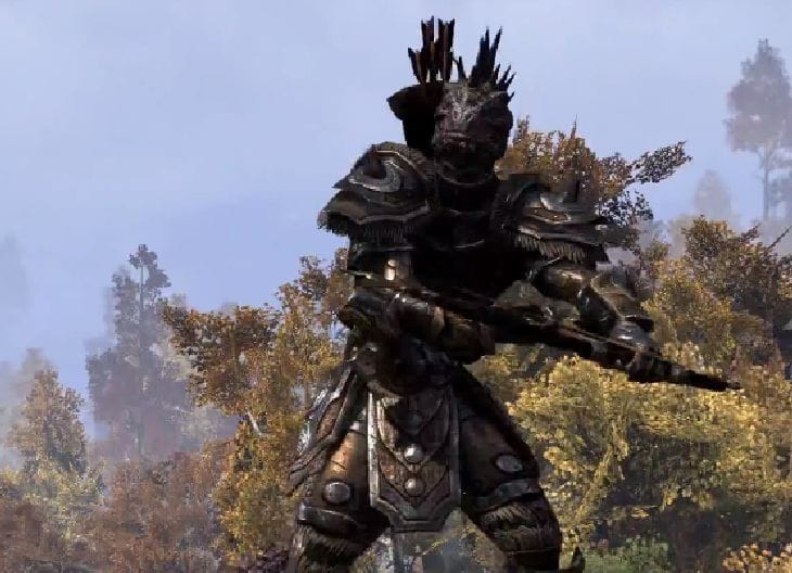 Elder Scrolls Online gameplay & release date announced