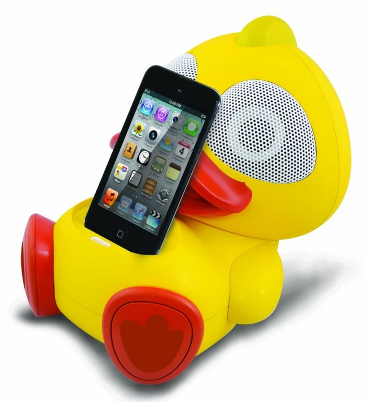 Electric Friends Kwack Kwack the Duck iPod Dock
