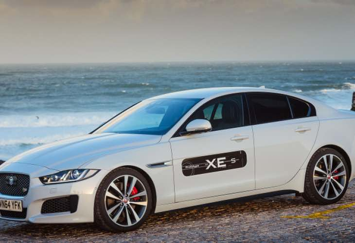 Electric Jaguar XE and F-Pace development ramp-up