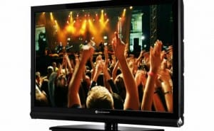 Element 39-inch LED HDTV with built-in JBL 2.1 sound bar