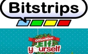 Elf Yourself app joins Bitstrips Facebook craze
