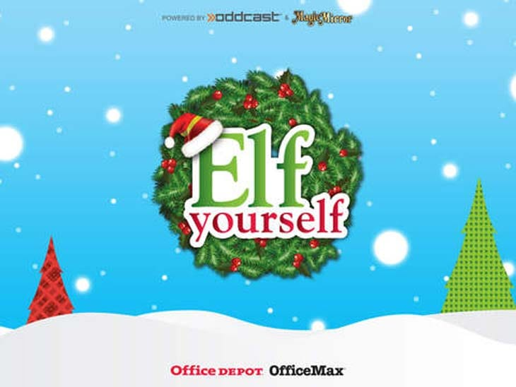 Elf-Yourself-by-Officemax-Christmas