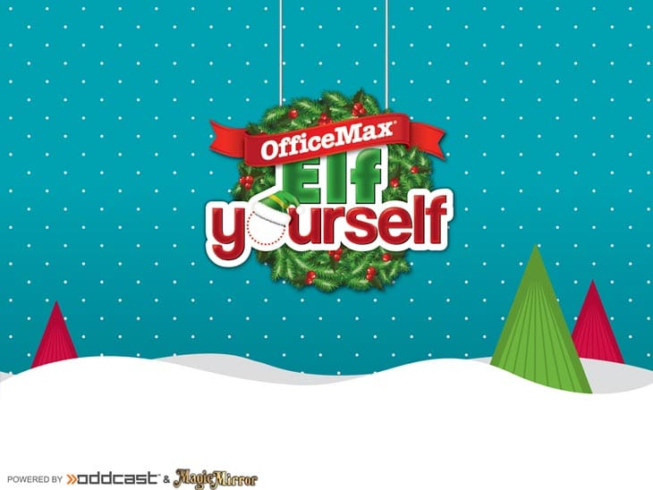Elf Yourself app joins Facebook craze