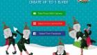 Google vs. NORAD Santa Tracker 2013