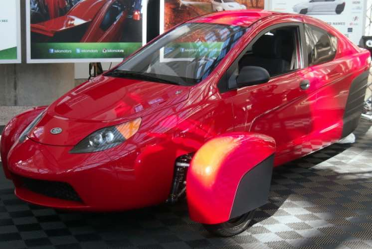Elio Motors P5 delivery date