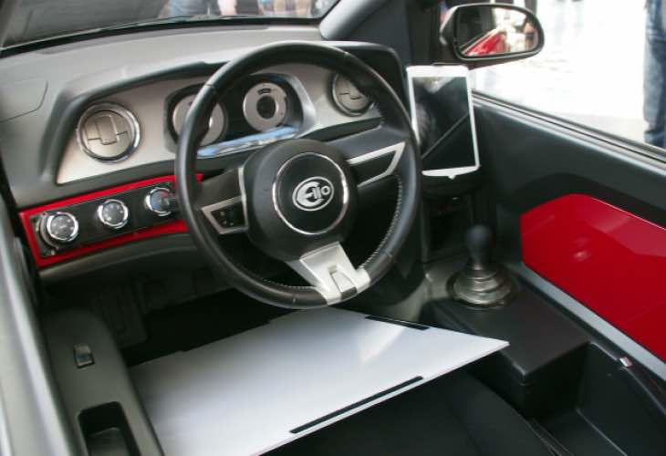 Elio Motors P5 progress