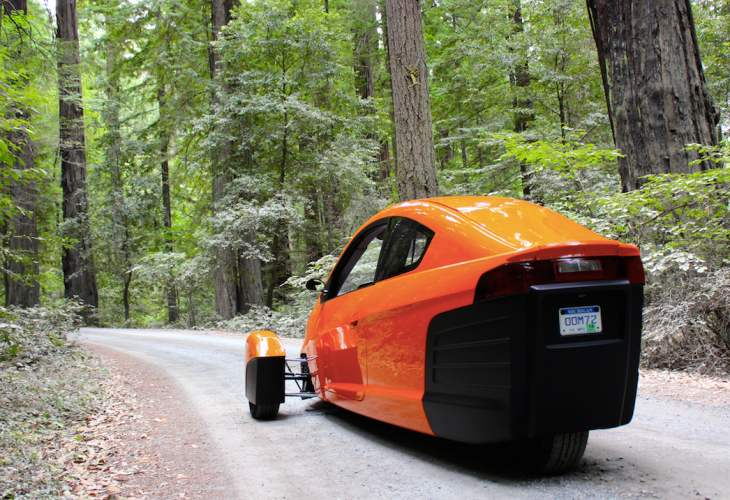 Elio Motors canceled appearance