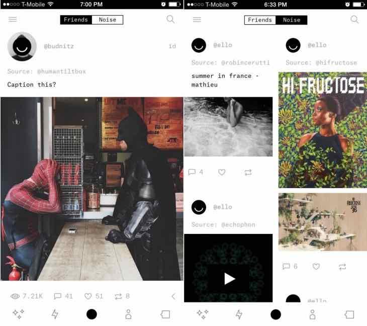 Ello social network app