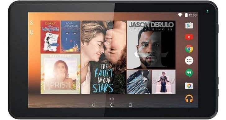 Emerson 7 EM756BK HD Quad Core tablet review concern