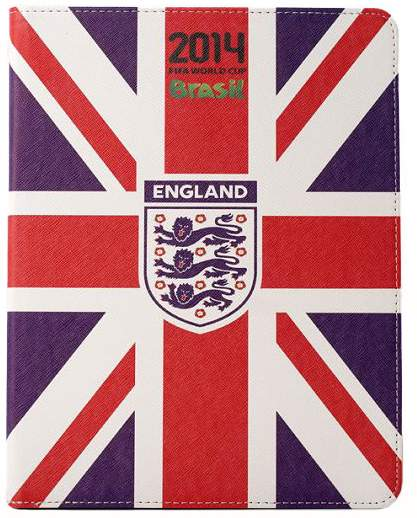 England World Cup iPad case