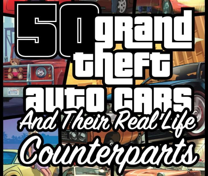 Enlightening GTA V infographic has discrepancies