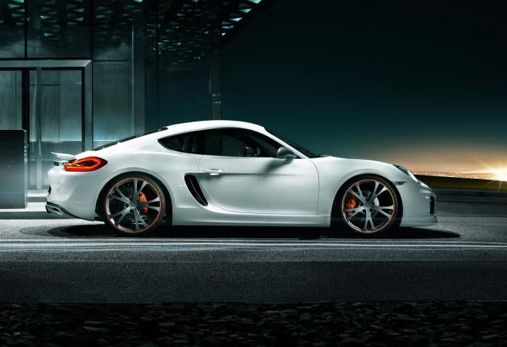 Entry-level McLaren release