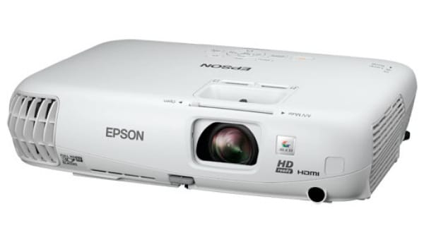 Epson HD 2D:3D 750HD projector lacks key feature