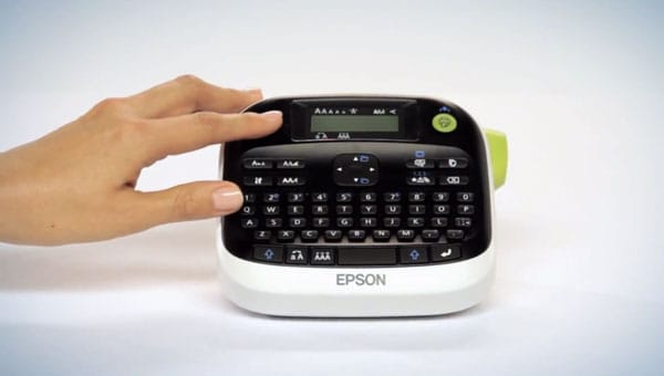 Epson LabelWorks LW-300 and LW-400: Ideal Father's Day gift