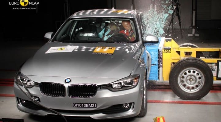Euro NCAP rating MIA's at Lexus, Mercedes, BMW, and Audi