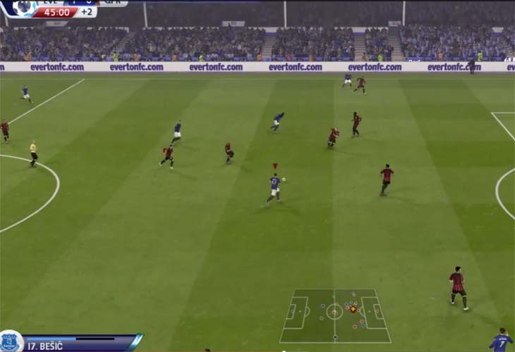 Everton-V-QPR-in-BPL-FIFA-15-prediction