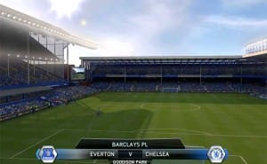 Everton v Chelsea prediction for today in FIFA 14