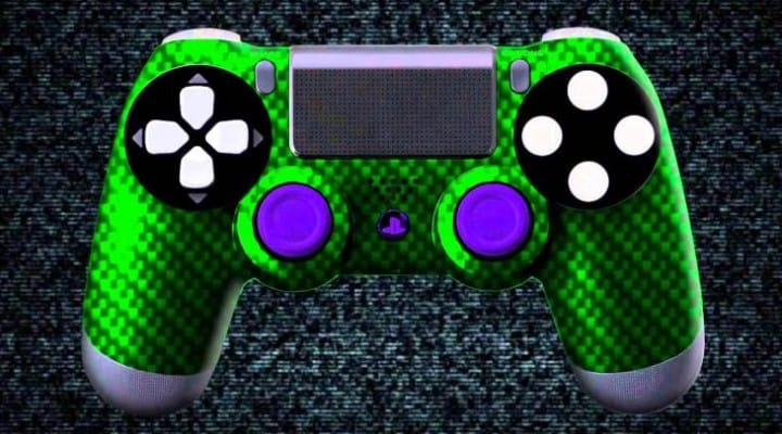 Evil Controller Accessories for the PS4 and Xbox One