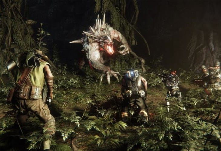 Evolve gameplay footage and hands-on verdict