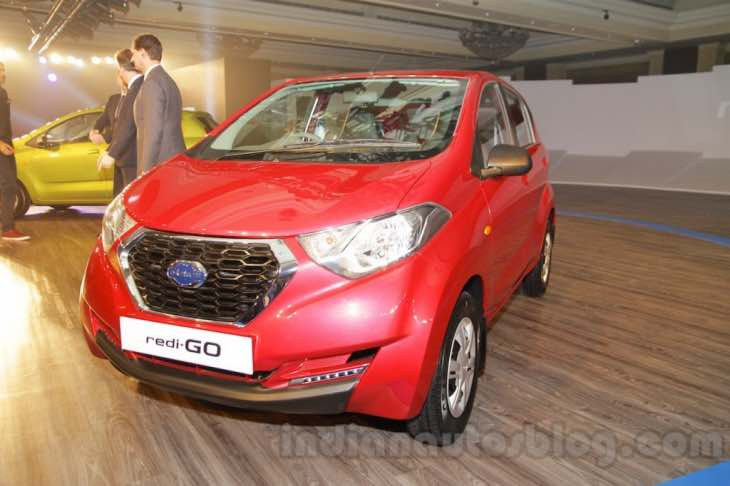 Exact Datsun redi-GO price list and variants in June