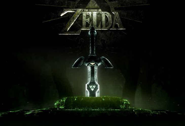 Exciting 2015 Netflix Legend of Zelda