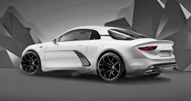 Expanded Alpine A120 range including performance focused model