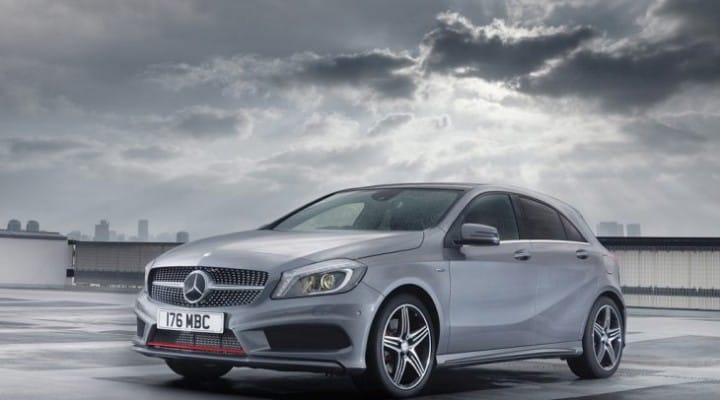 Expected 2013 Mercedes-Benz A-Class launch price for India