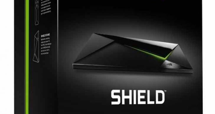 Expected 500GB NVIDIA SHIELD Pro availability
