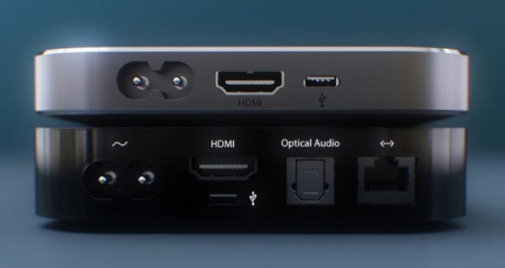 Expected Apple TV 4G specs hints 4K video output