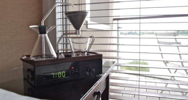 Expected Barisieur alarm clock price and originality