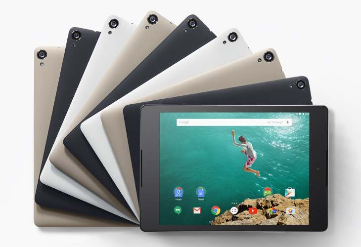 Expected HTC T1H and Nexus 9 differences