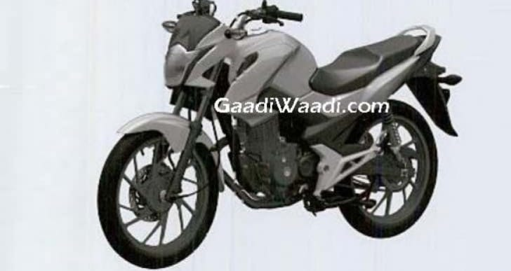 Expected Honda 160 cc price in India