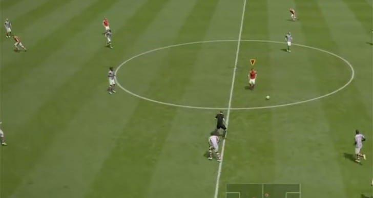 Arsenal Vs Aston Villa FA Cup Final prediction in FIFA 15
