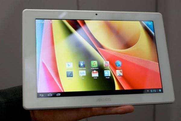 FCC confirms Archos 101 Titanium Android tablet