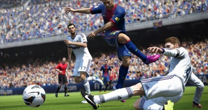 FIFA 14 app released for Windows Phone