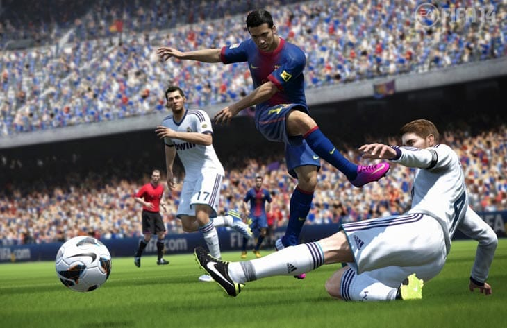 FIFA 14 PC crashes to desktop, fix debated