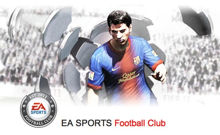 FIFA 14 Ultimate Team is the EA Sports football club