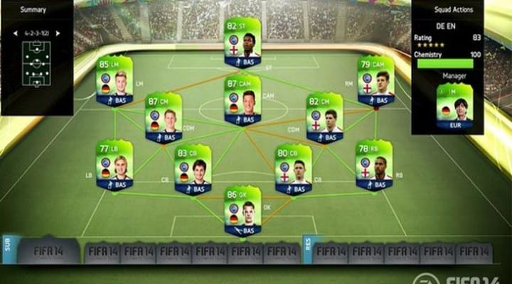 FIFA 14 World Cup menu missing on 360, PS3 and PC