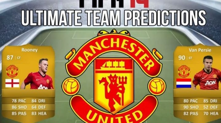 FIFA 14 app update possibility for new Man Utd manager