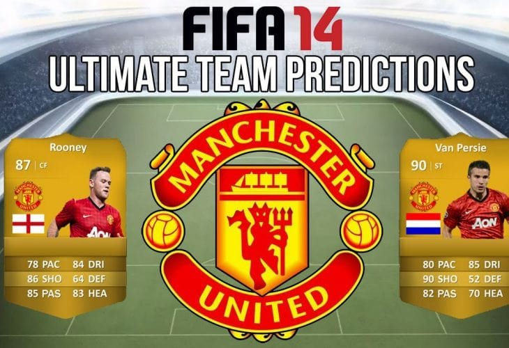 FIFA 14 app update expected for new Man Utd manager