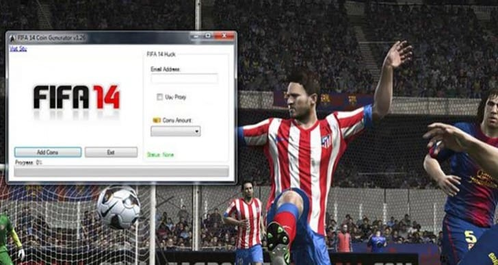 Demand for FIFA 14 coin generator