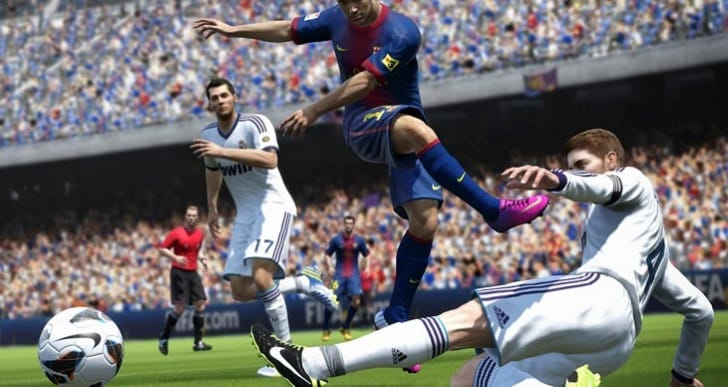 FIFA 14 demo download to tease abilities