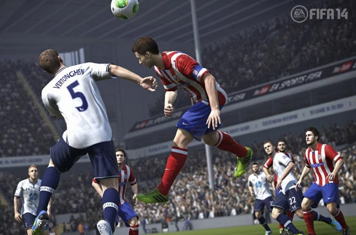 FIFA 14 demo live on PC