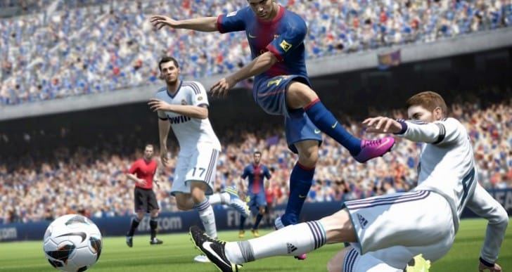 FIFA 14 patch live on Xbox 360, PS3 MIA