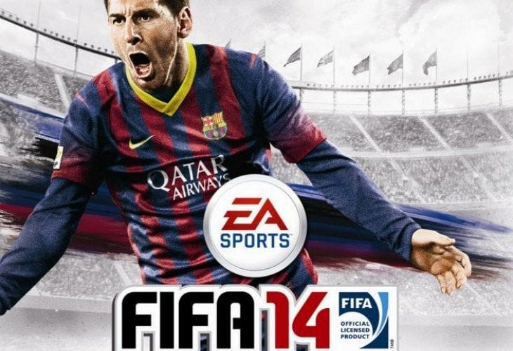 FIFA 14 remains best selling game, UK domination